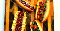 What's better than a grilled hotdog? How about some Must Try Toppings! #myhttender #BBQ #Summer