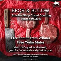 Here another grand opening of our new Butchers shop. Beck and Bulow always committed to offer you the best quality online meat delivery services at your door step. Now we proudly invite you to explore our new Butchers shop. Most exciting offers are awaiti...