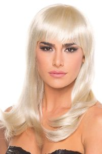 BW094 HOLLYWOOD SOLID COLOR WIG