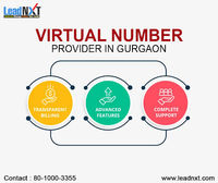 Virtual Number Provider in Gurgaon  Virtual Phone Number is a LeadNXT tool that helps for organizing, managing and forwarding all incoming and outgoing calls. The Virtual Phone Number is also known as anonymous and this concept is spreading rapidly in t...