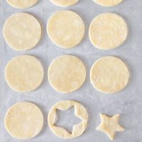 This dough is perfect for Brandied Fruit Tartlets or Salted Chocolate Tartlets.