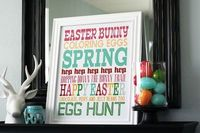 12 Fun and FREE Easter Printables | The New Home Ec at Babble.com