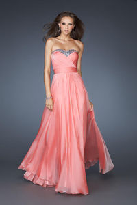 Cheap Coral Criss-Cross Ruched Bodice Prom Dresses Outlet http://www.2014partydresssale.com/cheap-coral-crisscross-ruched-bodice-prom-dresses-outlet-p-507.html