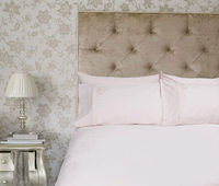 bhs Blush super king size duvet cover Blush Super King Duvet Cover. This premium200 thread count cotton bedlinen collection combines naturalsoftness and comfort with luxurious embroidery and appliquedetailing. http://www.comparestoreprices.co.uk//bhs-blus...