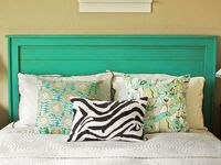 Browse these simple DIY headboards from HGTV.com for inspiration and step-by-step instructions.