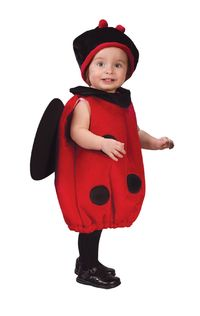 Baby Bug Plush Toddler Costume To 24 Months $7.91 https://costumecauldron.com