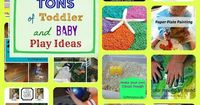 Toddler and Baby Play Ideas