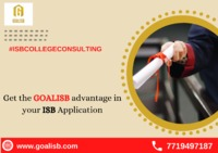 ISB admission consultants in india | ISB admission guidance | ISB admission procedure. Goalisb is the ISB college consultants for mba admissions in india. Goalisb as a ISB admission consultants work with your profile. Organise the application and structu...