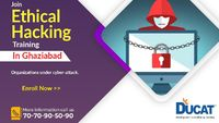 Ethical Hacking Training in Ghaziabad   CEH Training Institute in Ghaziabad Ethical hacking requires an approved attempt to gain uncertified access to a computer system, application, or data. Carrying out an ethical hack requires identical strategies and...