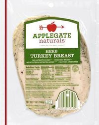 Look for Applegate Farms products