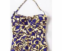 Boden Hoop Detail Tankini, Iris Damask Swirl,Fruit Take the plunge with our new tankini, perfect for those who like a little more coverage. Clever details include detachable straps and soft moulded cups. http://www.comparestoreprices.co.uk//boden-hoop-det...