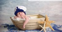 Sea Captain Marine Baby Boy Crochet Hat and Photography Prop All Sizes from Newborn to Adult on Etsy, 368,65K�