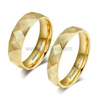 Matching His and Hers Promise Rings Engraved https://www.gullei.com/matching-his-and-hers-promise-rings-engraved.html