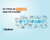 Read on to know about the different types of eye pain and its causes.