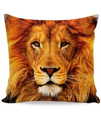 Lion Couch Pillow $24.95