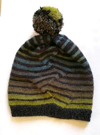 Ravelry: hat with a twist pattern by atelier alfa