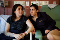 Mother and Daughter Injured IN Boston Bombing Face New Future