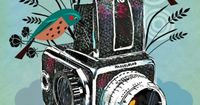 Vintage Camera Hasselblad Art Print- and if you don't know what a Hasselblad is I should smack you
