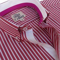 Elphinstone Red Stripes Button Down Shirt �'�1499.00