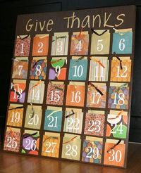 Easy Thanksgiving Craft Project Ideas