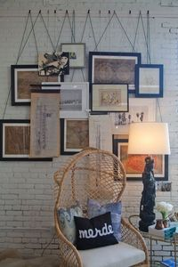 Mix and Chic: A designer's storefront and design studio in Los Angeles!