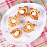 Carla Hall's Spiced Pear #Tartlets #TheChew