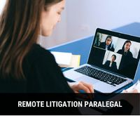 A litigation Paralegal is a type of paralegals that works with the attorneys under their supervision. They are responsible for assisting the attorney from the beginning of the investigation and thru the trial process from the investigation pleadings, disc...