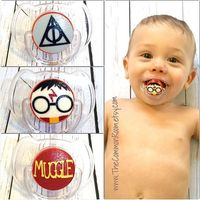 Hey, I found this really awesome Etsy listing at https://www.etsy.com/listing/198646039/harry-potter-inspired-avent-pacifier