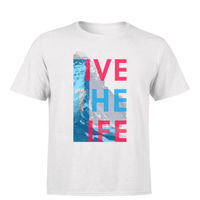 Live The Life Tees for Men