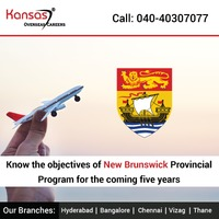 Know the objectives of New Brunswick Provincial Nominee Program for the coming five years