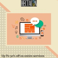 Are you Interesting For web Developers! Well, Hectacon is ready to Provides Latest #Webhosting, #LogoDesign #VPS Hosting, #Dedicated #Server #Hosting, #SSL Certificate, #SEOServices, #Ecommerce, etc services on Special Discount. Visit For more: https://...