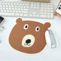 mouse pad - bear
