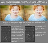 Are you afraid of upgrading to Lightroom 4? Click here for this Pretty Presets tutorial to learn the new features in Lightroom 4 and why it isn't scary at all.