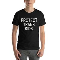 Protect trans kids Short-Sleeve Unisex T-Shirt $15.00
