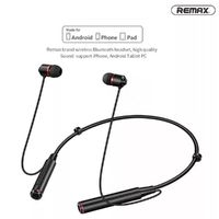 REMAX RB-S6 Wireless bluetooth Neckband Earphone Shocking Magnetic Adsorption Stereo Sport Headphone with Mic