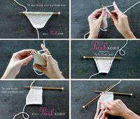 Knitting Videos - Knitting Crochet Sewing Embroidery Crafts Patterns and Ideas!