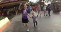 2 kids and a GoPro at Walt Disney World 12/14 wdw family video