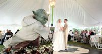 It's Official, This Is The Nerdiest Wedding Ever