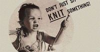 Knit something...or crochet, you choose!!!