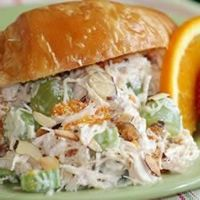 "Gourmet Chicken Salad | ""Absolutely one of our favorite summer eats. It's fabulous. A must try!"""