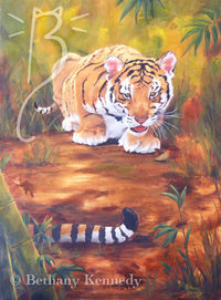 Tiger Tail