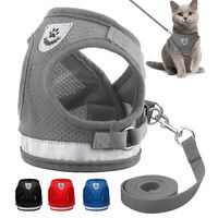 Reflecting Harness & Leash Set for Cats/Small Dogs $24.00
