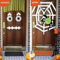 Spruce Spook up your house for Halloween with any of these 17 simple Halloween crafts. 1: Apothecary Creepiness 2: Ghost Gourds 3: Spider Hands 4: Cone Candy 5: