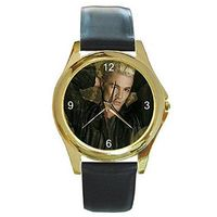 """Buffy the Vampire Slayer """" Spike"""" James Marsters on a Womens Gold Tone Watch ... $32.99"""