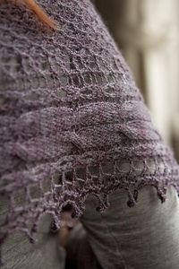 Ravelry: Project Gallery for Dark Champagne pattern by Melanie Berg