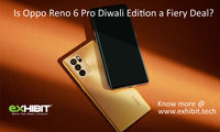Oppo, this Diwali has decided to step above normalcy and launch something which they call a �€˜Diwali Edition' of their Reno 6 Pro 5G variant. - Exhibit