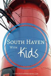 South Haven is the best family-friendly beach town in southwest Michigan! Check out these ideas for ways to explore South Haven with kids. This Lake Michigan ge