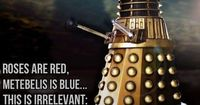 Uh oh... #DoctorWho #ValentinesDay