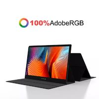 C-FORCEC F015C 15.6 Inch UHD 4K Type C Portable Computer Monitor Gaming Display Screen for Smartphone Tablet Laptop Game Consoles