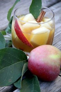 Drunken Apple Mixed Drink